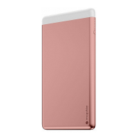 Внешний аккумулятор Mophie Powerstation 8X 15000 мАч, розовое золото-фото