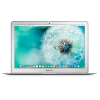 Фото Apple MacBook Air 13,3 Silver, 128 ГБ, Early 2015