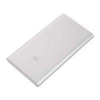 Внешний аккумулятор Xiaomi Power Bank 5000 мАч, серебряный -фото