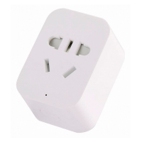 Умная Wi-Fi розетка Xiaomi Mi Smart Socket Power Plug, белый-фото