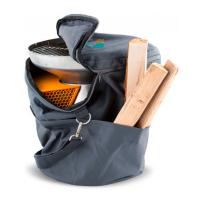 Чехол для гриля BioLite BaseCamp Carry Pack NEW 2015, серый-фото