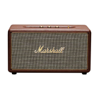 Беспроводная акустическая система Marshall Stanmore Bluetooth, коричневая-фото