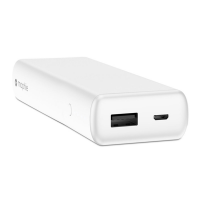 Внешний аккумулятор Mophie Power Boost XL 10400 мАч, белый-фото