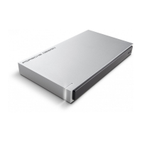 Внешний диск LaCie Porsche Design 2 Тб, серебро-фото