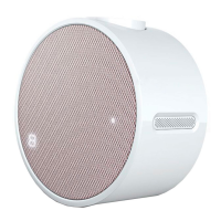 Колонка-будильник Xiaomi Mi Music Alarm Clock, серебряная-фото