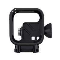 Крепление на шлем для камеры GoPro Helmet Swivel Mount, черное-фото