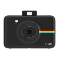 Фотоаппарат моментальной печати Polaroid Snap, черный-фото