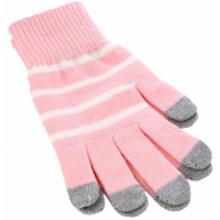 Трикотажные перчатки iCasemore Gloves Pink