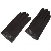 Кашемировые перчатки iCasemore Clasp с пряжкой Black (iCM_clasp-blk)