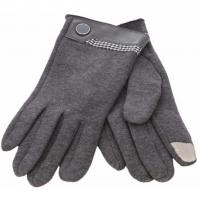 Кашемировые перчатки iCasemore Gloves (серый)