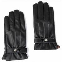 Кожаные перчатки iCasemore Leath для емкостных дисплеев (iCM_leath-blk)