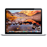 Фото Apple MacBook Pro 15, Silver, 512 ГБ, Early 2015