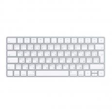Клавиатура Apple Magic Keyboard, белая-фото