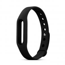 Фото ремешка для фитнес-браслета Xiaomi Mi Band, черного