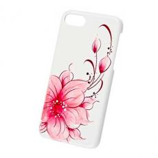 Чехол iCover HP Flower для iPhone 7, розовый, IP7R-HP-FB/P, фото 1