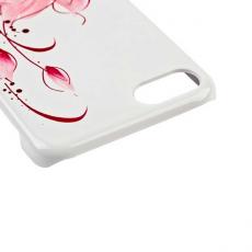 Чехол iCover HP Flower для iPhone 7, розовый, IP7R-HP-FB/P, фото 3
