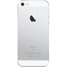 Apple iPhone 5S 32Gb Silver - задняя стенка