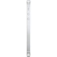 Вид Apple iPhone 5S 32Gb Silver сбоку