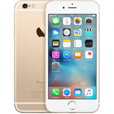 Apple iPhone 6S 128GB Gold (общий вид)