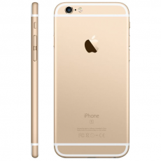 Apple iPhone 6S 128GB Gold (вид сбоку)