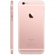 Apple iPhone 6S 128GB Rose Gold (вид сбоку)
