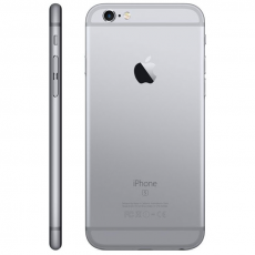 Apple iPhone 6S 128GB Space Gray (вид сбоку)