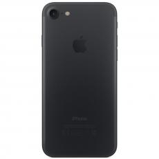 Вид Apple iPhone 7 256GB Black сзади