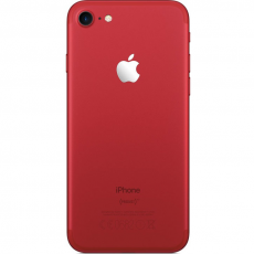 Вид Apple iPhone 7 128GB RED Special Edition сзади