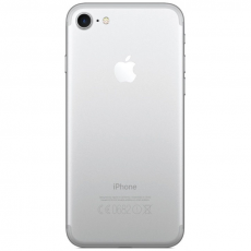 Вид Apple iPhone 7 256GB Silver сзади