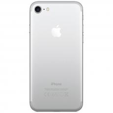 Вид Apple iPhone 7 256GB Silver сзади