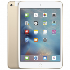 Apple iPad mini 4 Wi-Fi + Cellular 128GB Gold (золотистый)