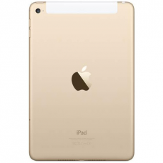 Apple iPad Mini 4, Wi-Fi + Cellular, 128 ГБ, золотой, фото 1