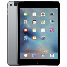 Apple iPad mini 4 Wi-Fi + Cellular 128GB Space Gray (Серый космос)
