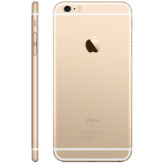 Apple iPhone 6S Plus 128GB Gold (вид сбоку)