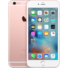 Apple iPhone 6S Plus 128GB Rose Gold (полный вид)