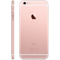 Apple iPhone 6S Plus 128GB Rose Gold (вид сбоку)