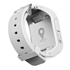 Умные детские часы с GPS Smart Baby Watch Q50, белые, фото 1