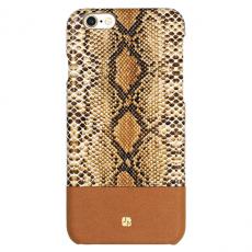 Чехол-накладка Just Must Glamour Mix Collection для iPhone 7/8, поликарбонат, золотой / коричневый, фото 1