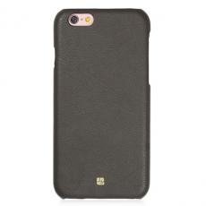 Чехол-накладка Just Must SU II Collection для iPhone 7/8, эко-кожа, серый, фото 1