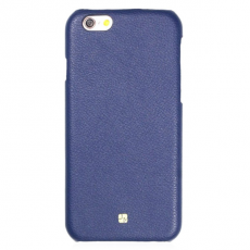 Чехол-накладка Just Must SU II Collection для iPhone 7/8, эко-кожа, тёмно-синий, фото 1