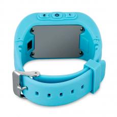 Умные детские часы с GPS Smart Baby Watch Q50, синие, фото 2