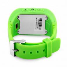 Умные детские часы с GPS Smart Baby Watch Q50, зеленые, фото 2