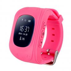 Фото умных детских часов Smart Baby Watch Q50, розовых