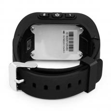 Умные детские часы с GPS Smart Baby Watch Q50, черные, фото 1