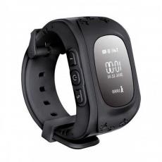 Умные детские часы с GPS Smart Baby Watch Q50, черные, фото 2