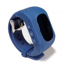 Умные детские часы с GPS Smart Baby Watch Q50, темно-синие, фото 2
