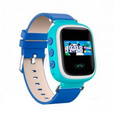 Умные детские часы Smart Baby Watch Q60S, голубые, фото 2