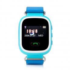 Умные детские часы Smart Baby Watch Q60S, голубые, фото 1