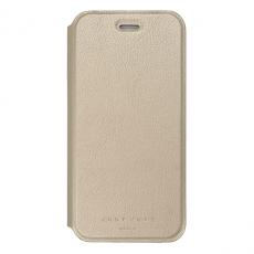 Чехол-книжка Just Must Slim II Collection для iPhone 7/8, эко-кожа, золотой, фото 1