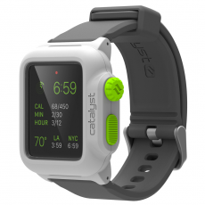 Фото чехла для Apple Watch 42mm Catalyst Case (Green pop)